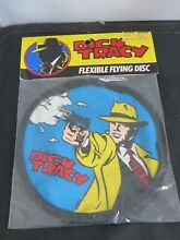 dick tracy 1990 souple flying disque playmates