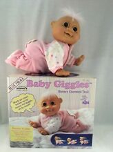russ berrie troll doll russ baby giggles