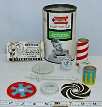 remco science kit optical illusions