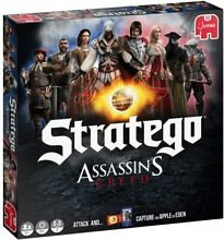 stratego jumbo assassin s creed board game