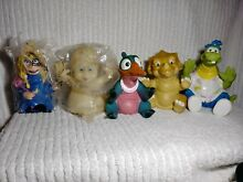 pizza hut hand puppets toy mixed 5 land