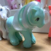 my little pony ice crystal figure doll toy rare