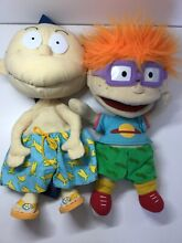 tommy toy rugrats plush backpack 17 1999