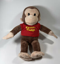 russ berrie applause curious george plush