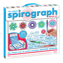 spirograph the original deluxe kit 45 piece