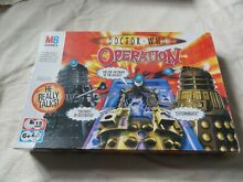 operation game mb games doctor who operation board