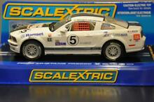 scalextric c2774 ford mustang fr 500c 5