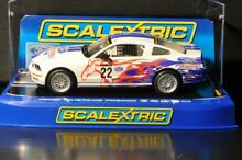 scalextric c3000 ford mustang fr 500c racing