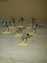 britains deetail africa corps
