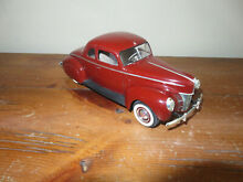 1940 clean built amt ford coupe 1 25