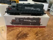 n scale southern pacific gp60 dummy