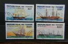 chad valley chad 1984 transport ships set fine