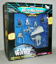 star wars micro machines imperial forces set