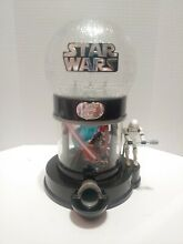 coin op jelly belly star wars mini gum ball
