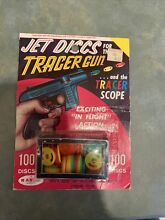 tracer gun jet discs for ray line