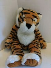 russ berrie co tickles bengal tiger 16 weighted