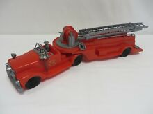 1950 mettoy fire engine 8287 s