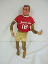 johnny hero sports action figure doll
