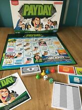 pay day game hasbro gaming pay day