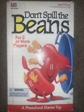 dont spill the beans don t spill beans game by milton