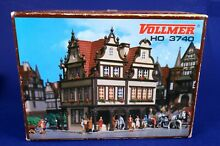 vollmer ho scale twin townhouse apartments