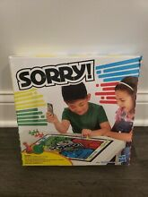 sorry game sorry game by hasbro new