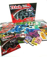 parker bros risk transformers 2007 cybertron