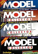 distler various issues model collector