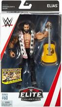 elias wwe elite series 60 brand new