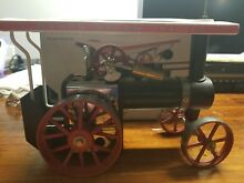 steam tractor te1a england