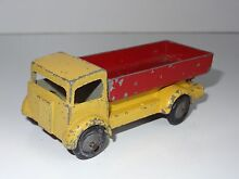 timpo toys tipper truck c1940