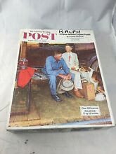 norman rockwell puzzle norman rockwell sat eve post jigsaw