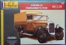 heller 80703 1 24th scale citroen c4
