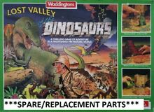 waddingtons lost valley dinosaurs 1985 spares replacement parts