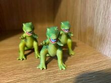 waddingtons lost valley dinosaurs 3 x replacement dinosaurs