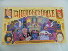 13 dead end drive game 1993 complete