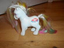 my little pony g1 euro exclusive daddy berrytown