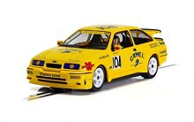 scalextric c4155 ford sierra rs500 came 1st