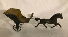 george brown early american horse drawn carriage