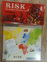 risk parker world strategy board game