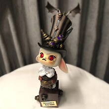 steampunk pop mart x molly molly rabbit mini