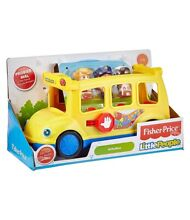 little people scuolabus fisher price fkx00