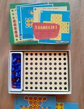 spears game spears spear s games 5 in 1 1976
