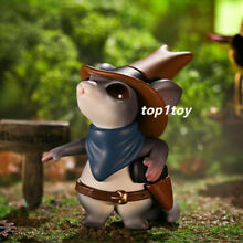 steampunk pop mart x animal series western