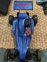 nitro car kyosho sandmaster 10 buggy rc car