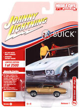 1970 johnny lightning buick gs muscle