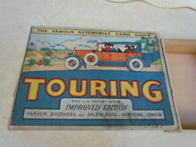 touring game 1926 parker brothers touring famous