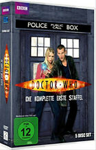 dr who dr who die komplette 1 staffel 5