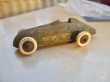 timpo die cast racing car 3 7 8 long tail