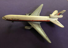 lintoy diecast united airlines dc 10 model